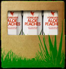 Tripack Forever Aloe Peaches™