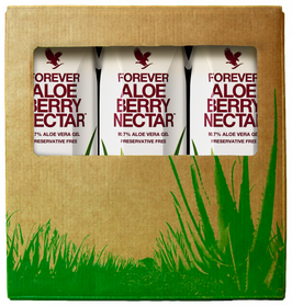 Tripack Forever Aloe Berry Nectar™