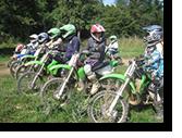 Séjour Moto sans Hébergement - UFOLEP           (7/14 ans  -  7 jours)