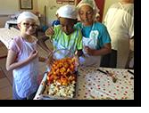Cuisine et Terroir  (6/12 ans  - 13 Jours)