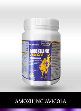 AMOXILINC AVICOLA 500 gr