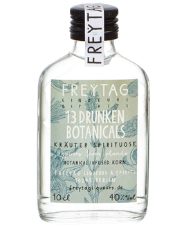 13 DRUNKEN BOTANICALS 10cl 40% Vol.