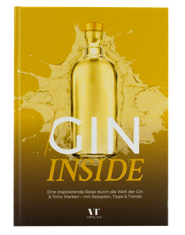 GIN INSIDE BOOK