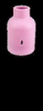 Keramische Gasdüse Jumbo L= 48 mm TBi SR 17/18/26 | 5er Pack