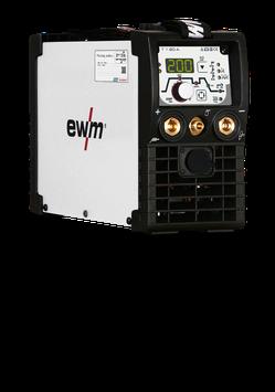 EWM PICOTIG 200 5P TG DC puls