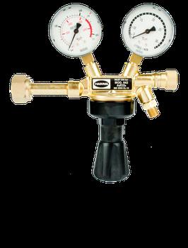 Harris Druckminderer Argon, Mischgas und CO2