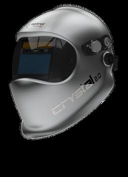 Optrel crystal2.0 Helm silber