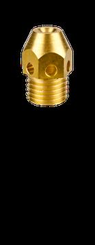 Spannhülsengehäuse standard  L= 19.5 mm TBi SR 400 | 3er Pack
