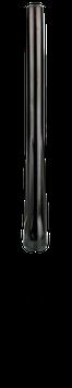 Brennerkappe lang TBi XCT 400W | 5er Pack