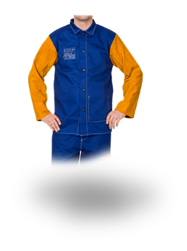 Weldas Schweißerjacke Yellowjacket 33-3060