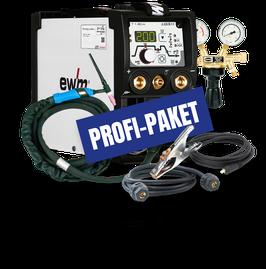 EWM PICOTIG 200 5P TG DC puls PROFI-PAKET
