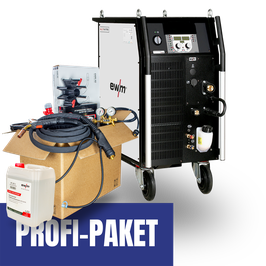 EWM Taurus 401 Synergic S HP MM | PROFI-PAKET