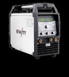 EWM Tetrix 300 AC/DC Comfort 2.0 puls 8P TM