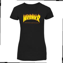 WRBNKR FuF Shirt für starke Frauen