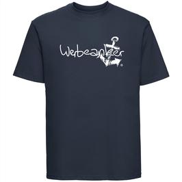 Werbeanker Shirt für Leichtmatrosen