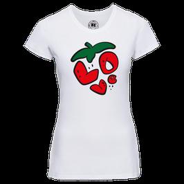 Erdbeer Liebhaberin
