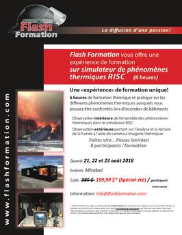 Formation simulateur phénomènes thermiques RISC (2018-08-22)