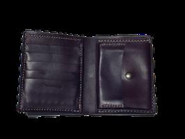Brieftasche  dunkelbraun (7401)