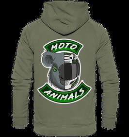 """MOTO ANIMALS """"KOALA"""" GRÜN"""