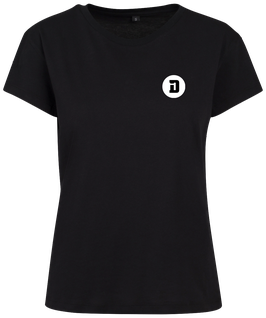 T-SHIRT L BOX D BLACK