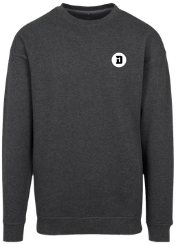 SWEAT TRENDY D DARK GREY