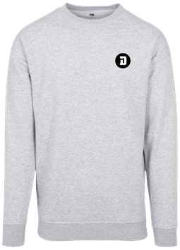 SWEAT TRENDY  D GREY