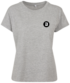 T-SHIRT L BOX D GREY