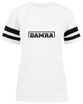 T-SHIRT DESIGNY L TRENDY WHITE