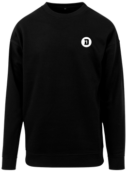 SWEAT TRENDY D BLACK