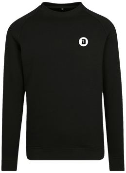 SWEAT DESIGNY D BLACK
