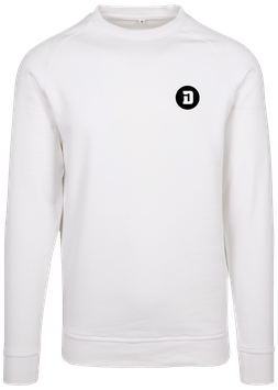 SWEAT BASIC D WHITE