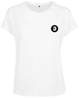 T-SHIRT L BOX D WHITE