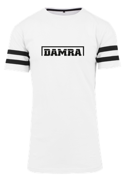 T-SHIRT DESIGNY TRENDY WHITE