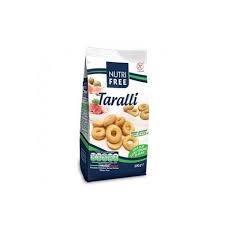 NUTRI-FREE TARALLI BISCUITS SALES 200g