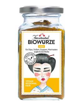 Feinschnabel - Biowürze Asia