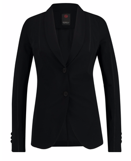 Penn & Ink - Blazer Long NOVA - Black