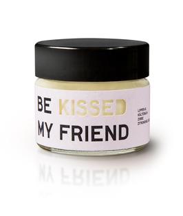 BE [KISSED] MY FRIEND - Lippen- & Kältebalm [Zirbe-Zitronenmelisse]