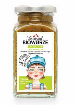 Feinschnabel - Biowürze Classic Kids - Allergenfrei und salzreduziert