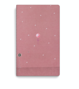 Tinne & Mia - Notebook Starry Flight
