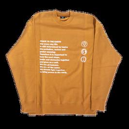 Sweatshirt (honey ginger)
