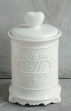 Barattolo in ceramica ermetico
