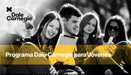 Programa Dale Carnegie para Jóvenes de 16 a 19 años