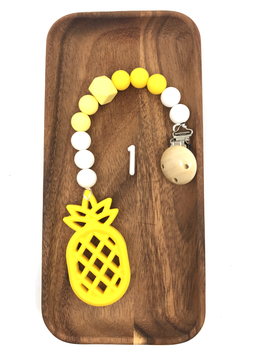 TEETHING CHAIN - ANANAS