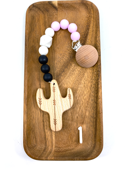 TEETHING CHAIN - SPECIAL WOODEN EDITION