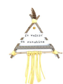 DOOR KEEPER - 'I'M WALKIN' ON SUNSHINE'