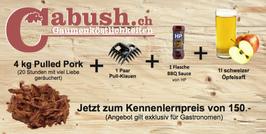 GastroHit Pulled Pork