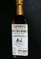 Condimento aromatizzato a tartufo bianco