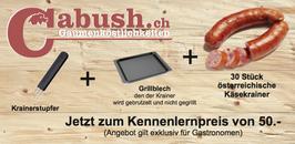 GastroHit Käsekrainer