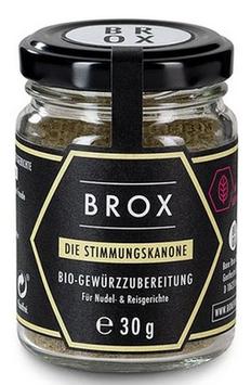 """BROX """"die Stimmungskanone"""" Bio-Gewürzmischung"""