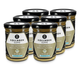 BROX Kollagen Suppe Bio-Kartoffel